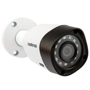 Câmera Bullet Intelbras Alarme Center